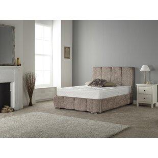 Deals Price Cortes Upholstered Bed Frame