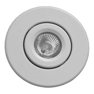 NICOR Lighting Low Voltage Gimbal Ring 4