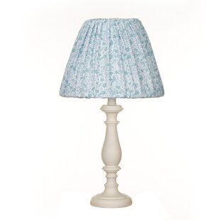 Glenna Jean Willow Print Shade Table Lamp