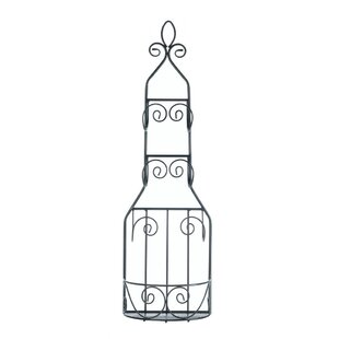 Zingz & Thingz Multi-Purpose 2 Bottle Wall Mounted Wine Rack