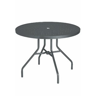 Tropitone Boulevard Aluminum Bar Table