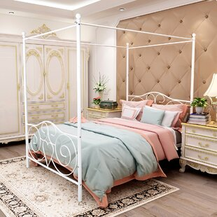 Eshal Canopy Bed