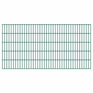 Akridge 2D 151' X 3' (46m X 1.03m) Picket Fence Panel By Sol 72 Outdoor