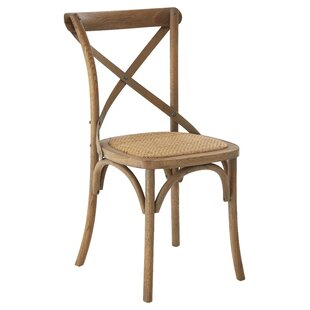 Abbigail Solid Wood Dining Chair (Set Of 2) By Brambly Cottage