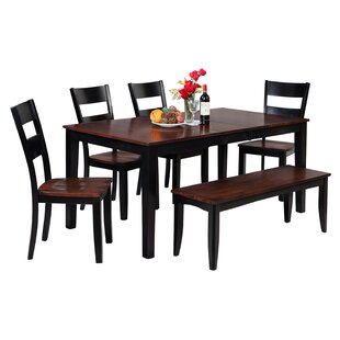 Downieville-Lawson-Dumont 6 Piece Solid W..