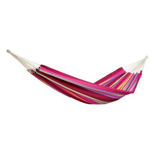 Hängematte Barbados | Garten > Hängematten | Rosa/rot | Baumwolle | amazonas