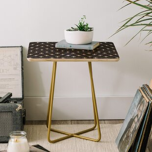 Purchase Holli Zollinger Dash and Plus End Table by East Urban Home