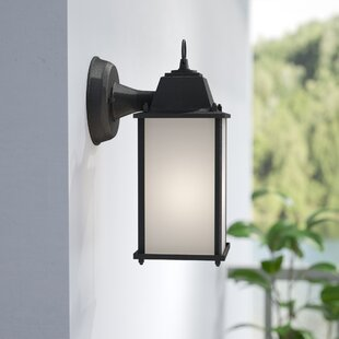 Springerton 1-Light Outdoor Wall Lantern By Charlton Home