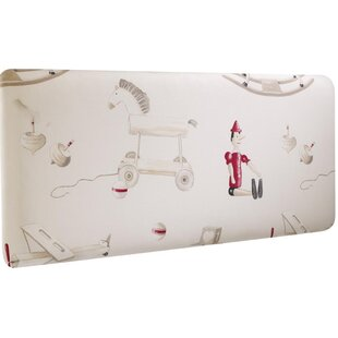 Christman Single Panel Headboard By Zoomie Kids