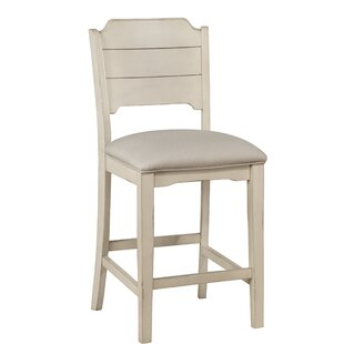 Kinsey Bar Stool (Set of 2) by Rosecliff Heights