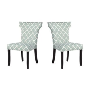 Danville Upholstered Dining Chair (Set of..