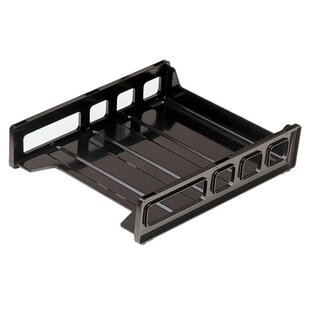 Officemate International Corp Letter Tray, Front Load, 10-1/2