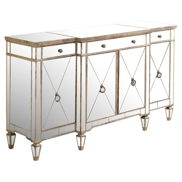 mirrored sideboard buffet tables you ll love wayfair ca rh wayfair ca mirrored buffet sideboard uk mirrored buffet sideboard