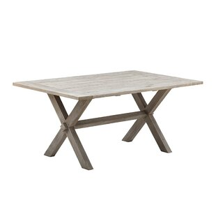 Affaire Teak Dining Table