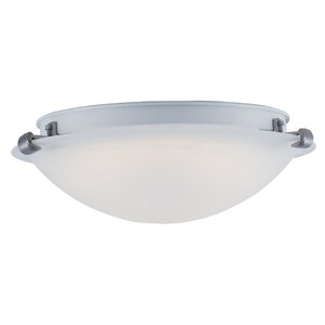 Brenden 1-Light Bowl Shape Flush Mount