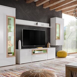 Top Spires TV Stand for TVs up to 43 by Orren Ellis Reviews (2019) & Buyer's Guide