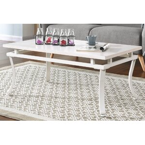 Fancher Rectangular Coffee Table by Ivy Bronx