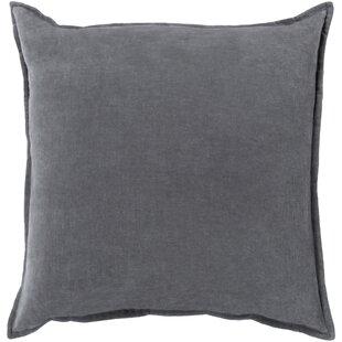 Modern Gray Silver Throw Pillows Allmodern