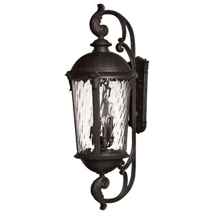 Windsor 6-Light Outdoor Wall Lantern by H..