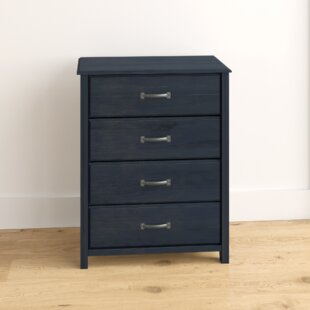 Ulysses 4 Drawer Chest by Three Posts Baby amp Kids