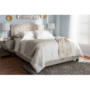 Layne Upholstered Panel Bed