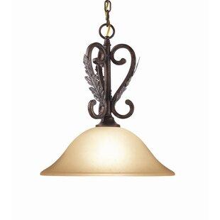 Woodbridge Lighting Hawthorne 1-Light Con..