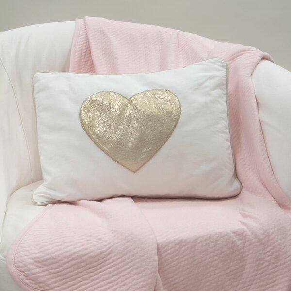 Gold Metallic Lumbar Pillow Wayfair