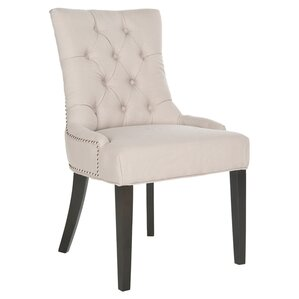 Mcdaniel Ring Upholstered Dining Chair (Set Of 2)
