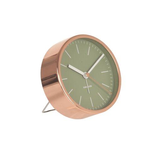 Tischuhr World Class   Dekoration > Uhren > Standuhren   Grün   Karlsson