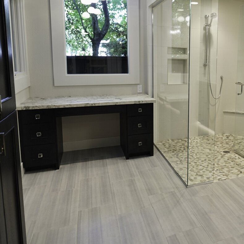 Emser Tile Perspective X Porcelain Cove Tile In White Wayfair - 6 x 12 white porcelain tile