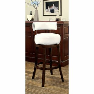 Emest 30 Swivel Bar Stool Fleur De Lis Living