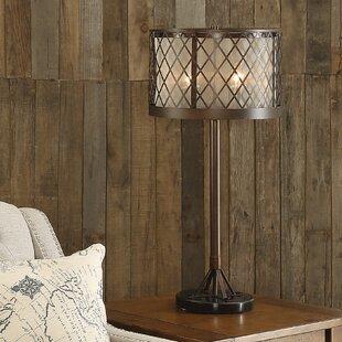 La Crosse 28 Table Lamp