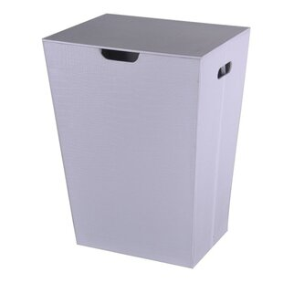 Willa Arlo Interiors Rectangular Laundry Hamper