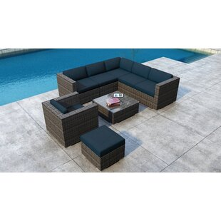 Gilleland 8 Piece Sectional Se..