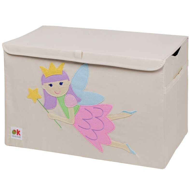 Olive Kids Fairy Princess Toy Box Awesome Design