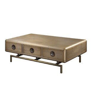 Best Reviews Vancleave Coffee Table by Williston Forge