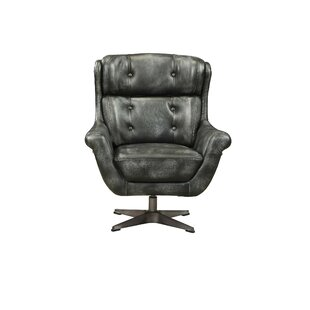 17 Stories Demar Swivel Armchair