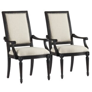 St. Raphael Upholstered Dining Chair (Set..