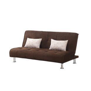 Latitude Run Lawrence Hill Convertible Sofa