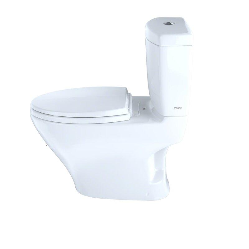 Aquia II Dual Flush Elongated Two Piece Toilet