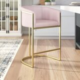 Hani 27 Bar Stool by Everly Quinn