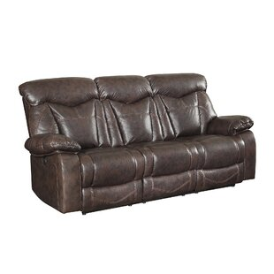 Best Price Bonenfant Reclining Sofa by Red Barrel Studio Reviews (2019) & Buyer's Guide