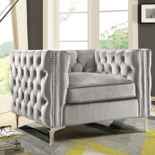 Read Reviews Marlon Armchair by Rosdorf Park Reviews (2019) & Buyer's Guide