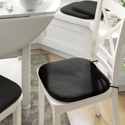 Non Slip Memory Foam Indoor Dining Chair Cushion