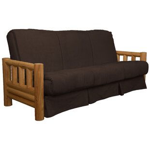 Affordable Price Espen Futon and Mattress by Millwood Pines Reviews (2019) & Buyer's Guide