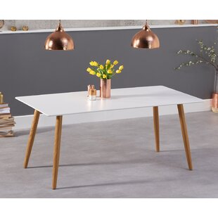 Curie Dining Table With 8 Chairs By 17 Stories