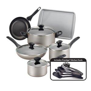 Non-Stick 15 Piece Cookware Set