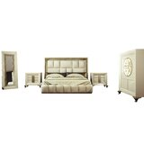 Jerri Standard 5 Piece Bedroom Set by Everly Quinn