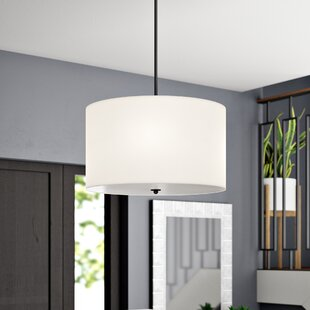 Paylor 4-Light Drum Chandelier