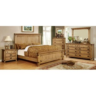 Street Panel Configurable Bedroom Set